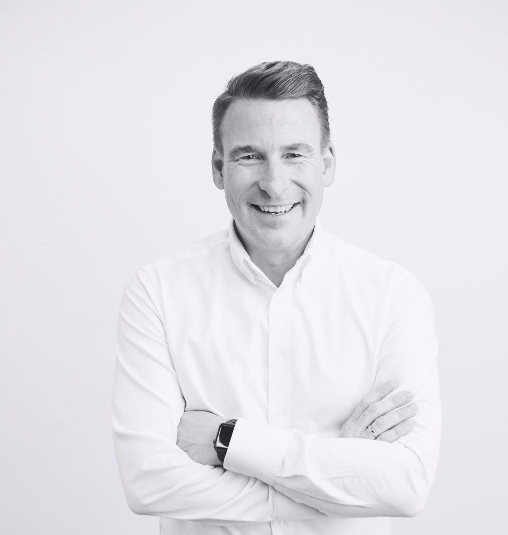 Stefan Münter, Vorstand und Co-CEO der Europace AG