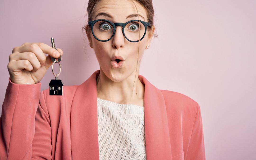 Singles entdecken den Immobilienmarkt