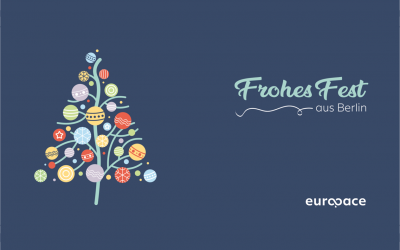 Festliche Grüße von Europace
