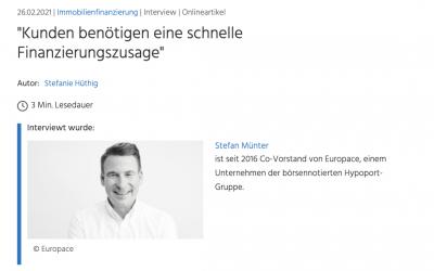 Pressestimme Online – Springer Professional Februar 2021