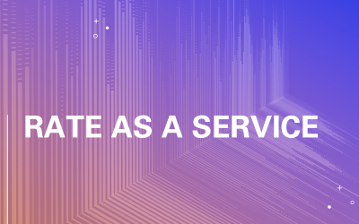 Rate as a Service – 5 Use Cases